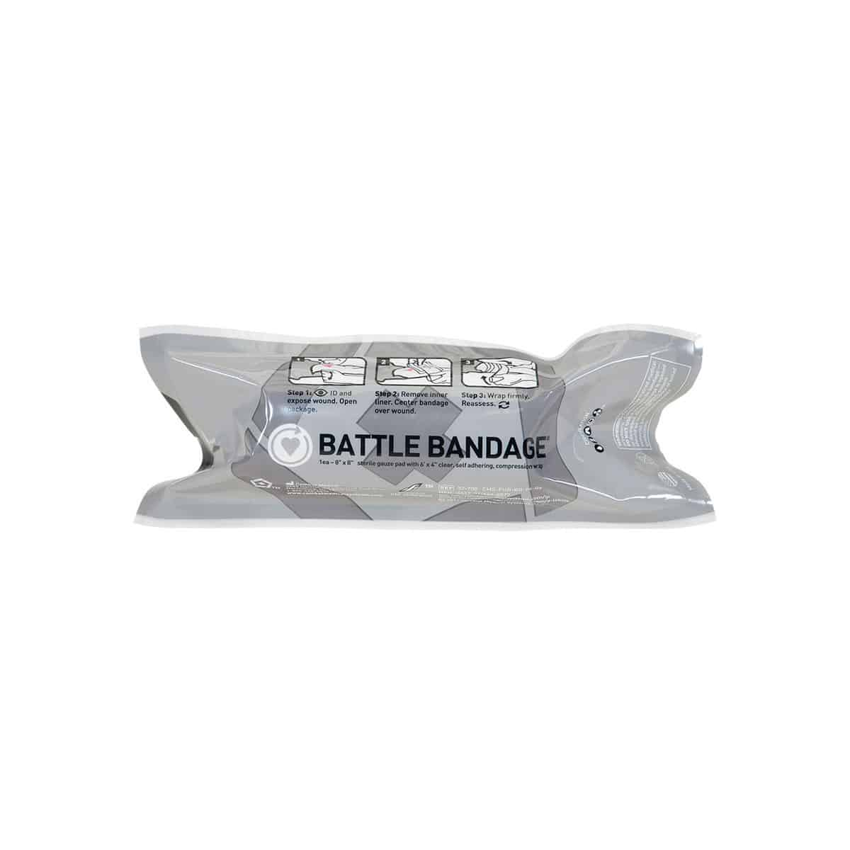 battle bandage package
