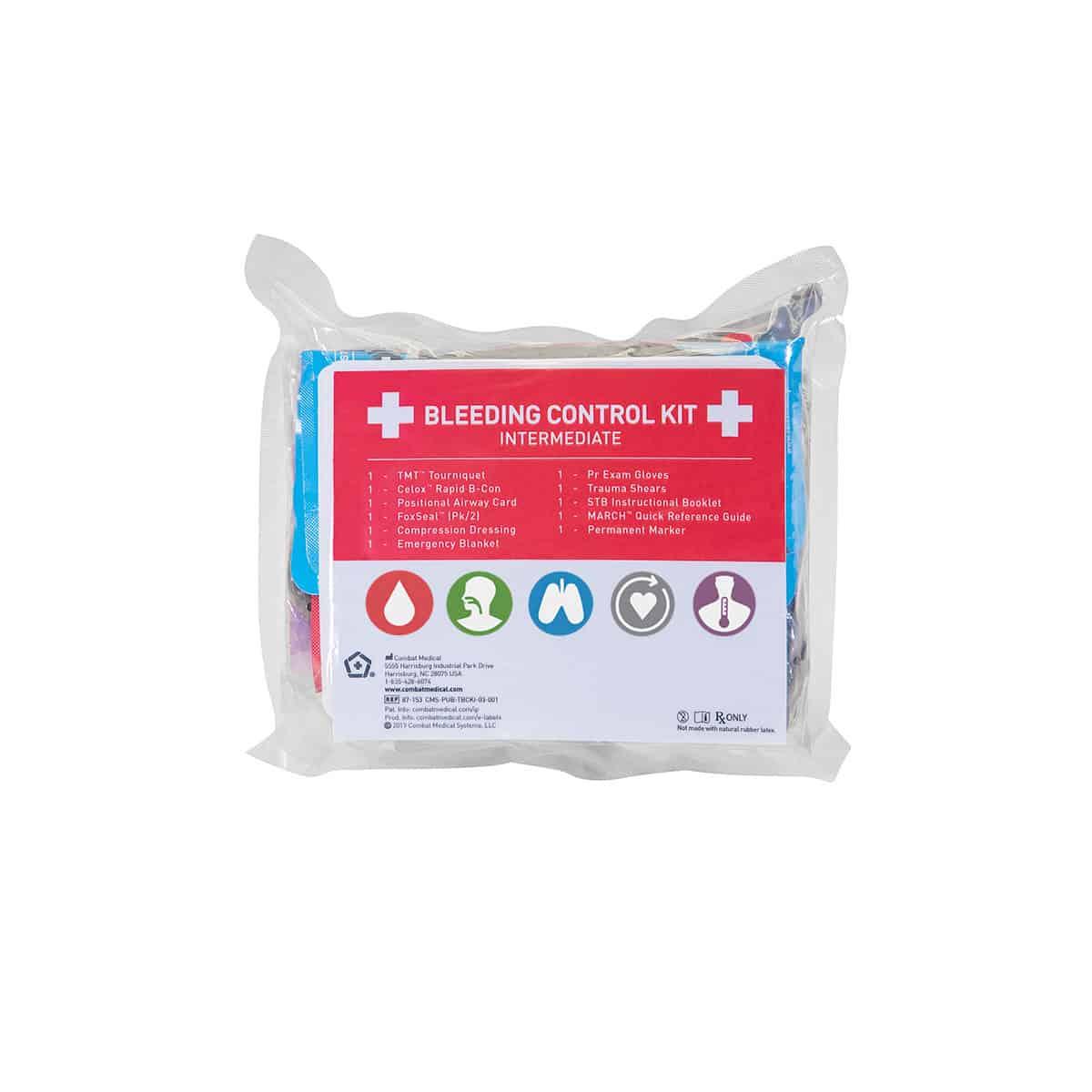 bleeding control kit intermediate front