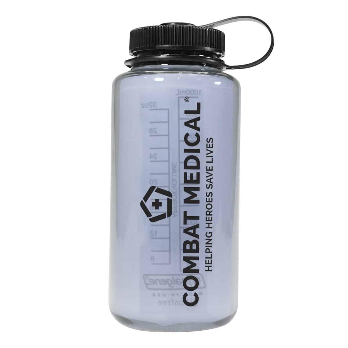combat medical nalgene water bottle