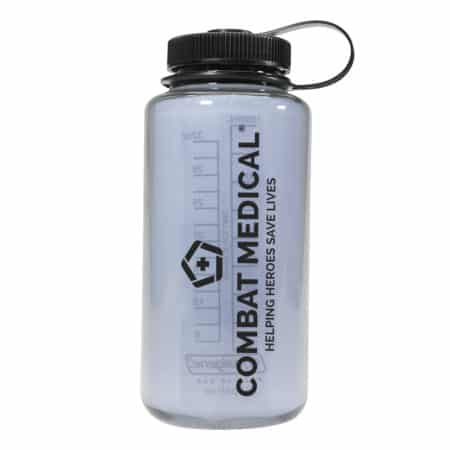 combat medical nalgene water bottle