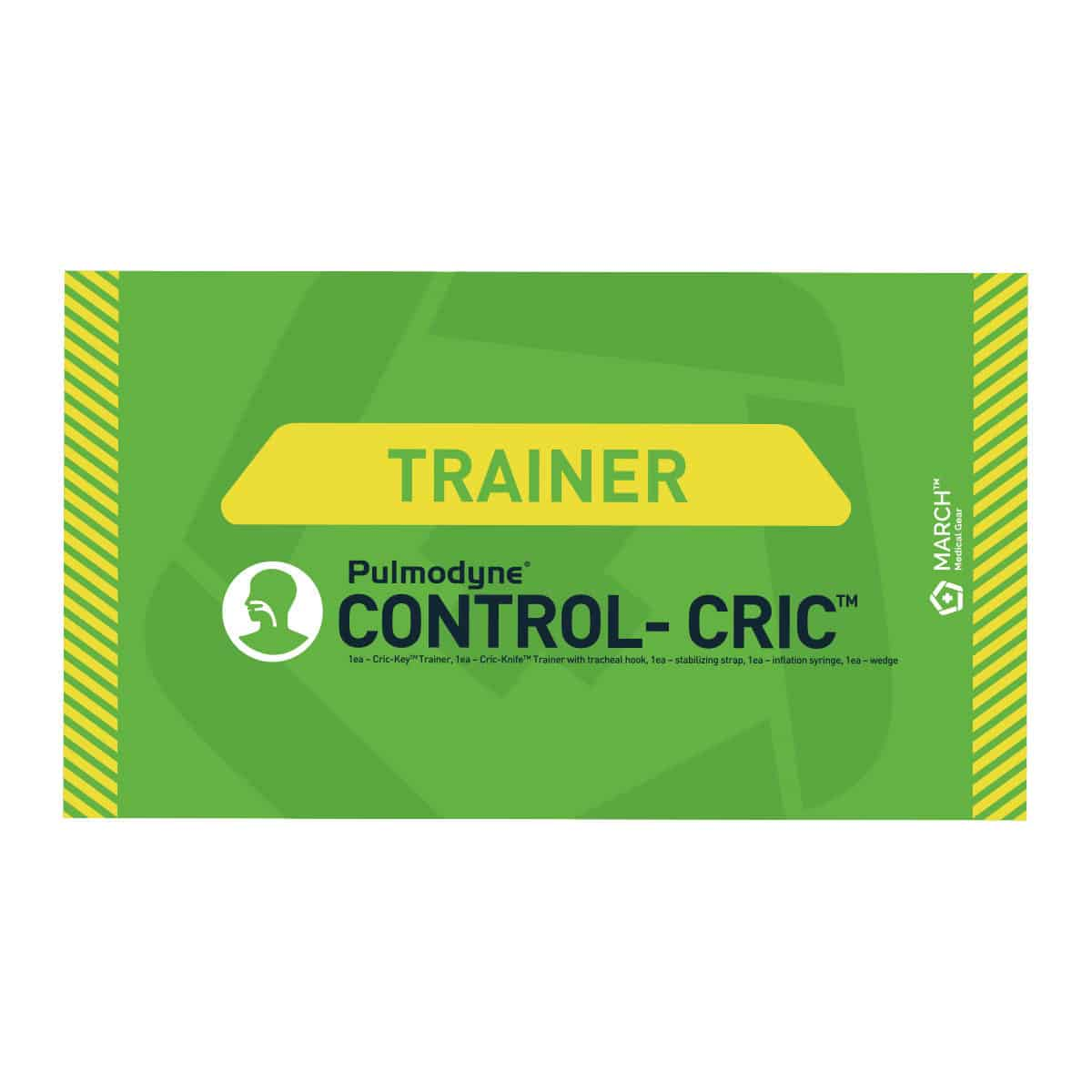 control cric tainer packaging