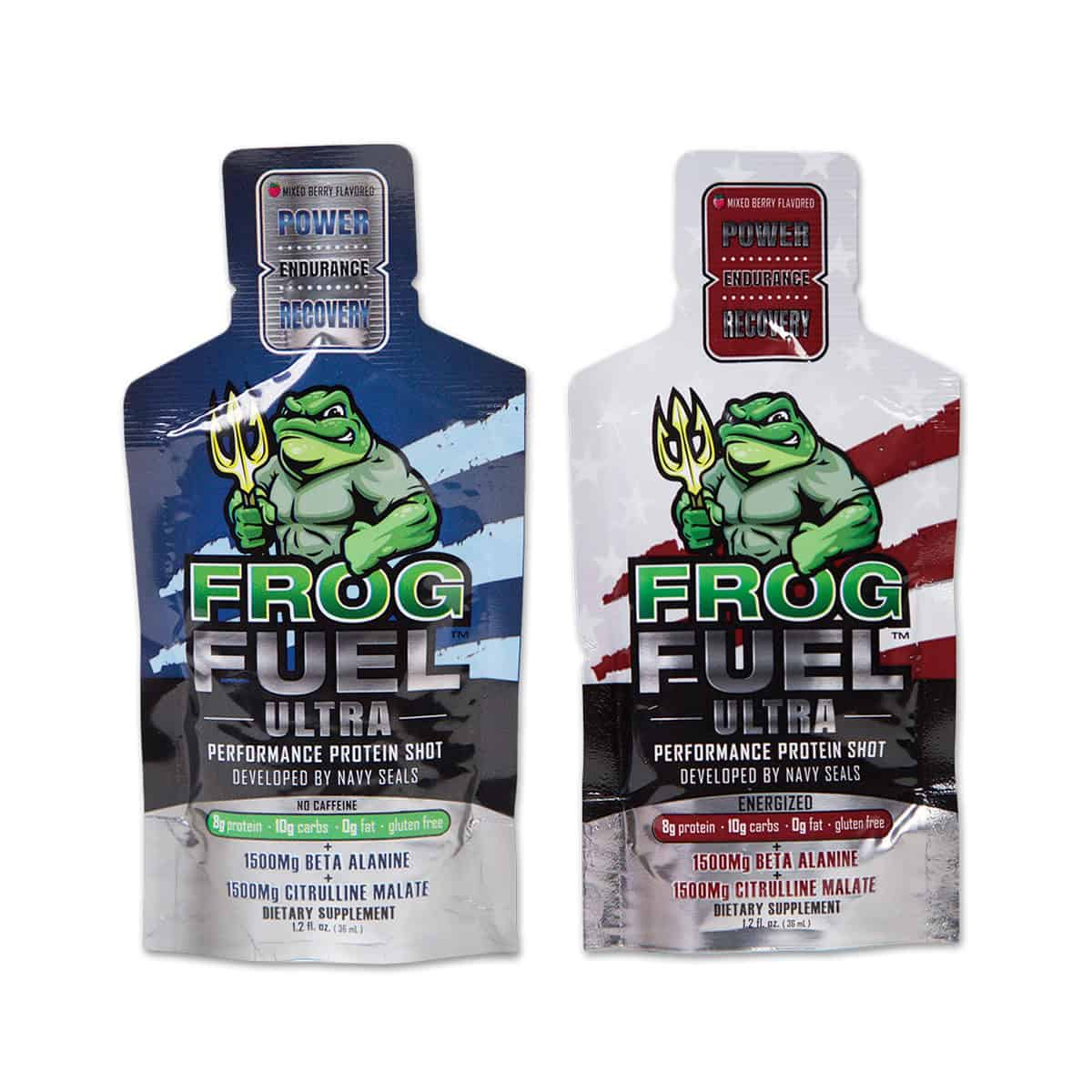 frog fuel ultra packets