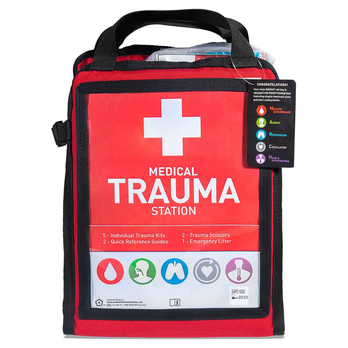 medical trauma station