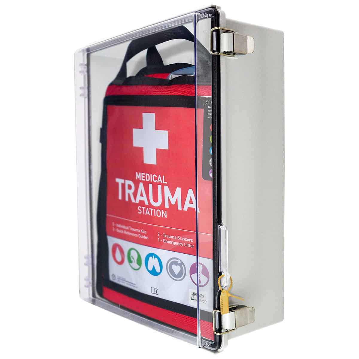 medical trauma station box