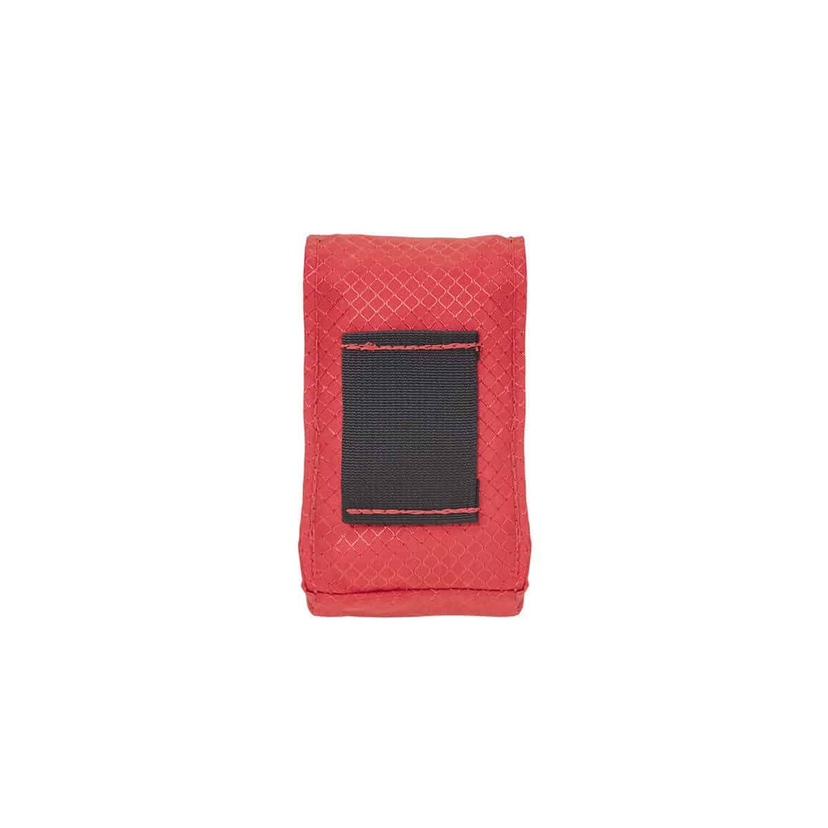 mojo b con belt bleeder kit closed back red