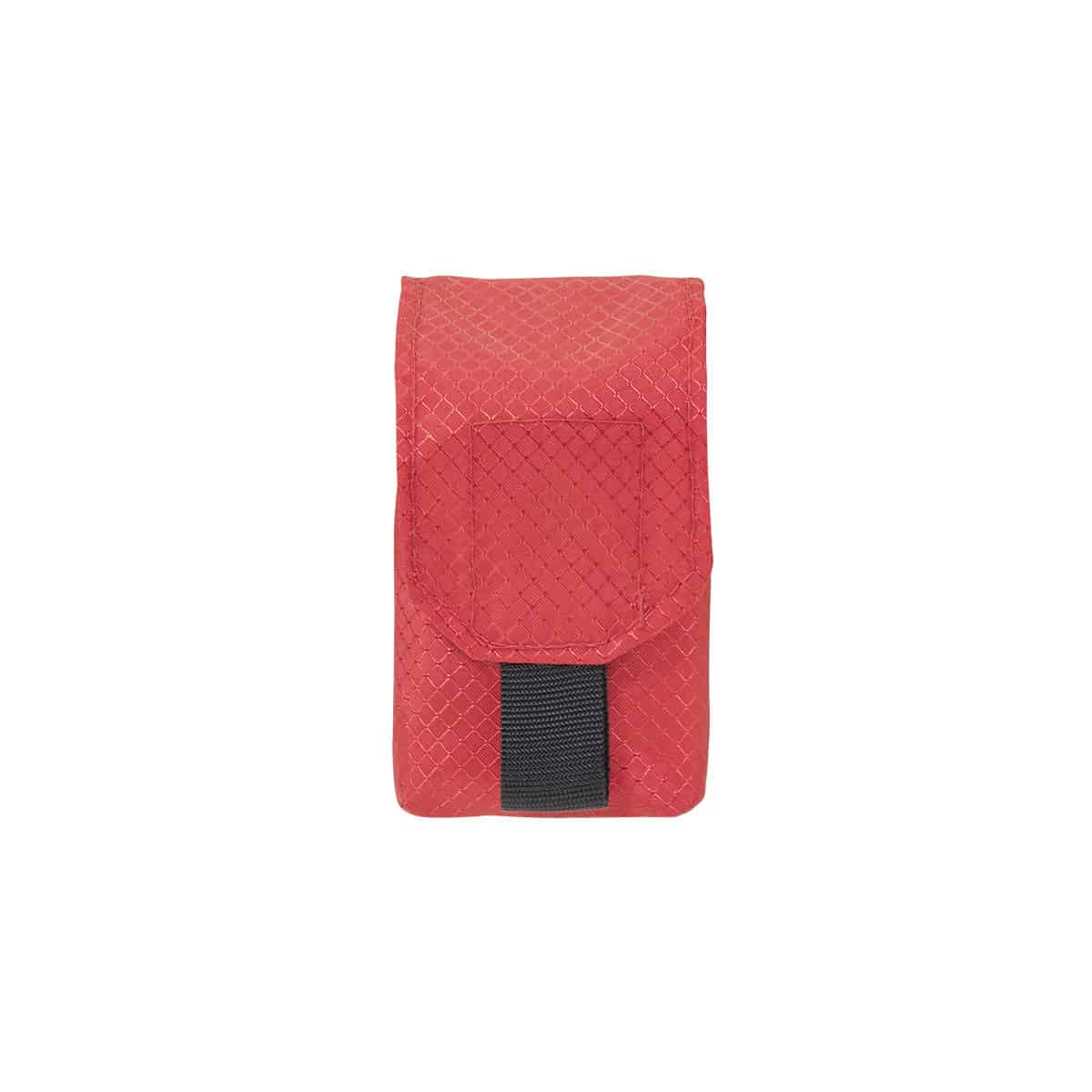 mojo b con belt kit closed front red