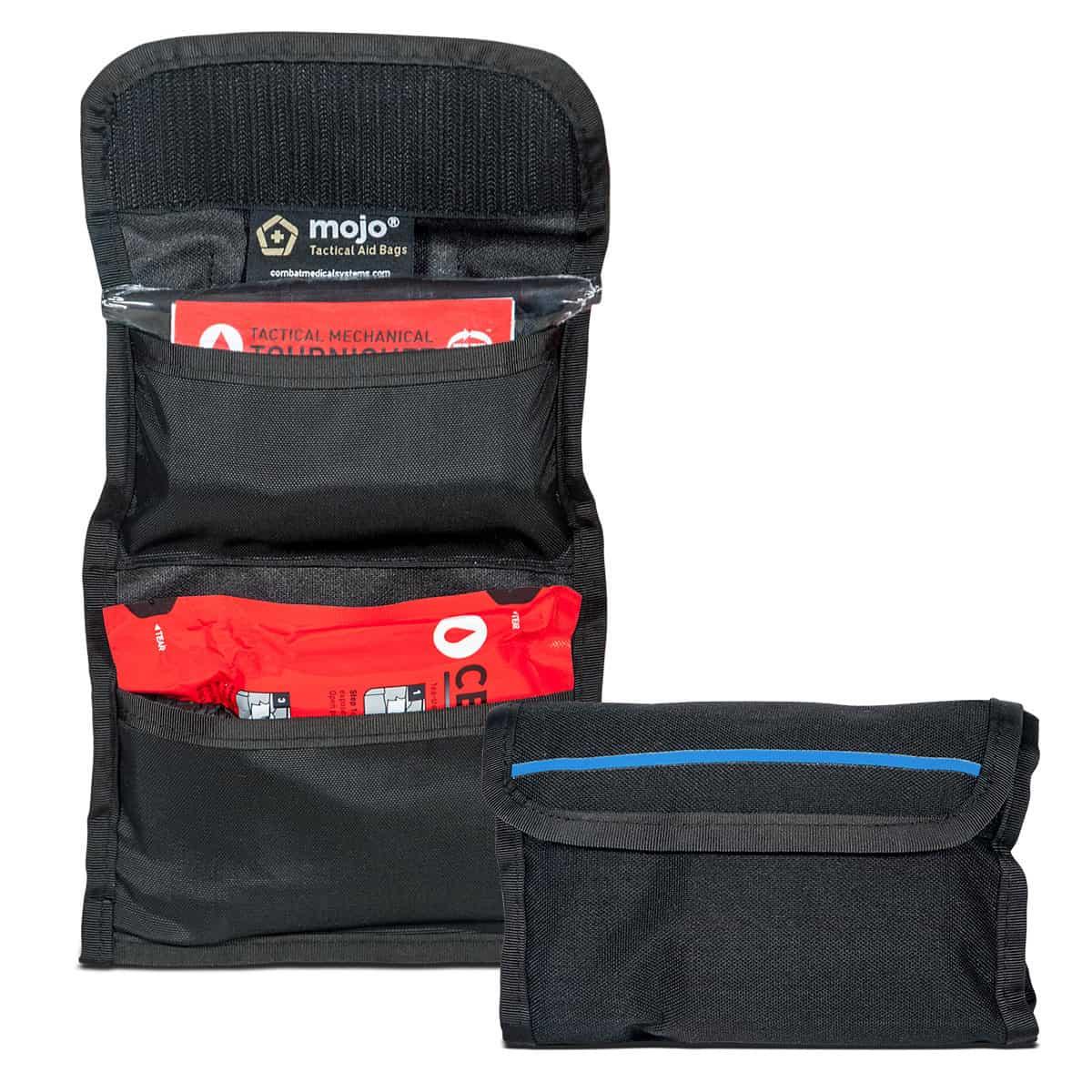 mojo belt bleeder kit wallet