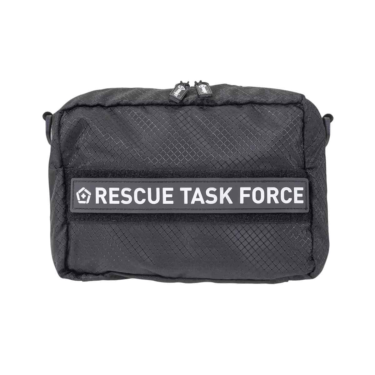 mojo crisis responder bag closed front with patch black