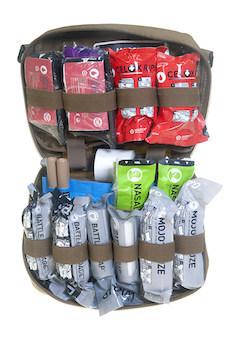mojo first responder bag open