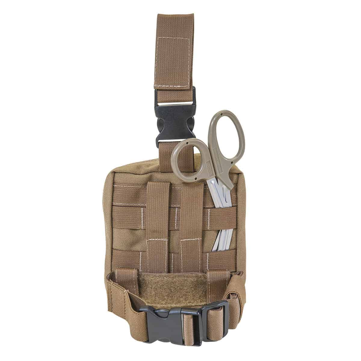 mojo ifak bag closed back coyote brown