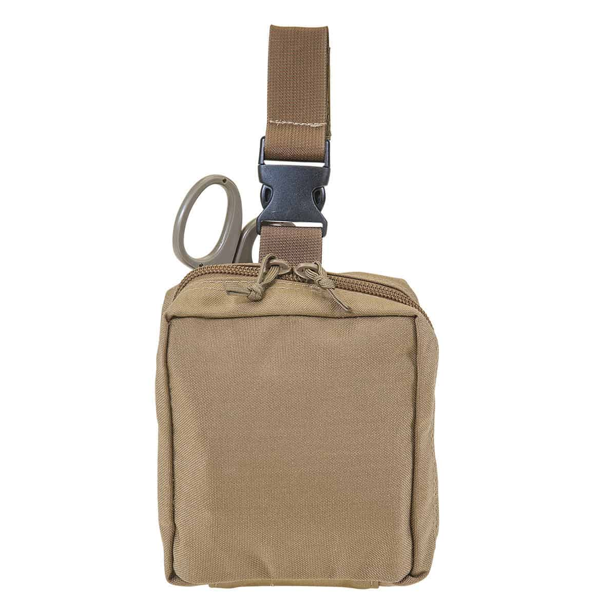mojo ifak bag closed front coyote brown