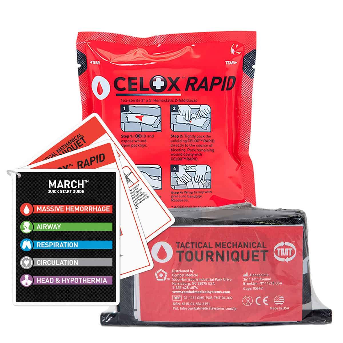 mojo pocket bleeder kit intermediate unpacked