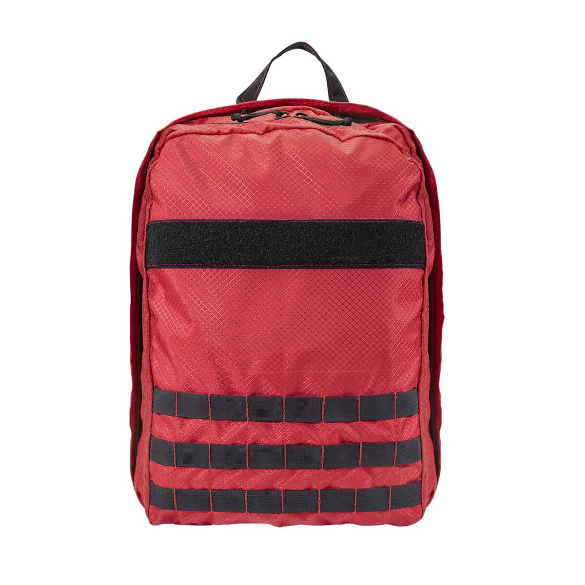 mojo rescue pack closed front red