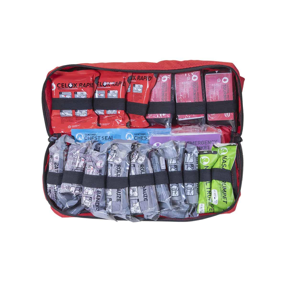 mojo responder beltpack advanced red