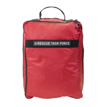 mojo responder duffle closed front red