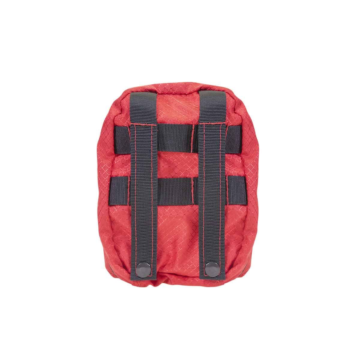 mojo responder first aid bag closed back red
