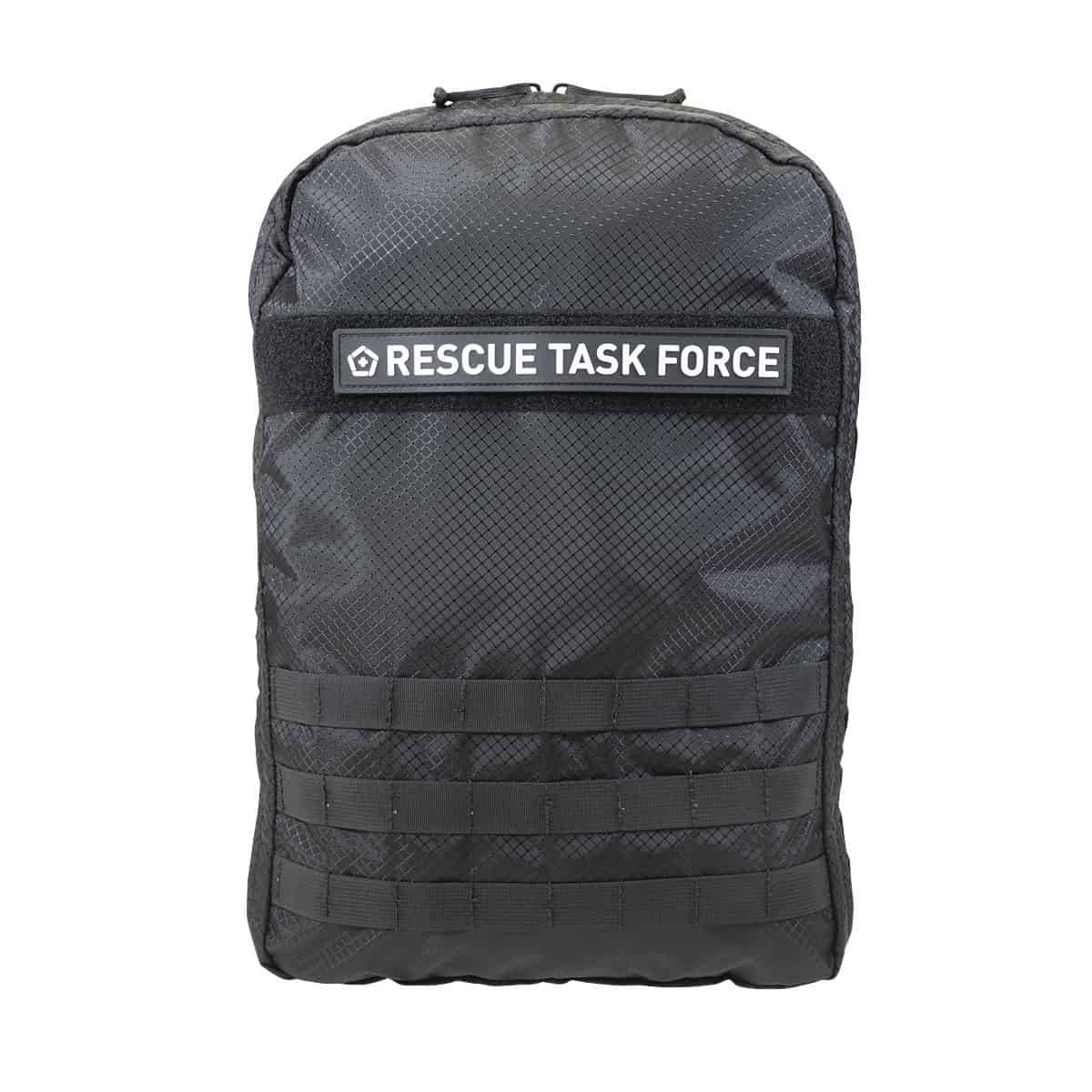 mojo responder pack with patch closed front black
