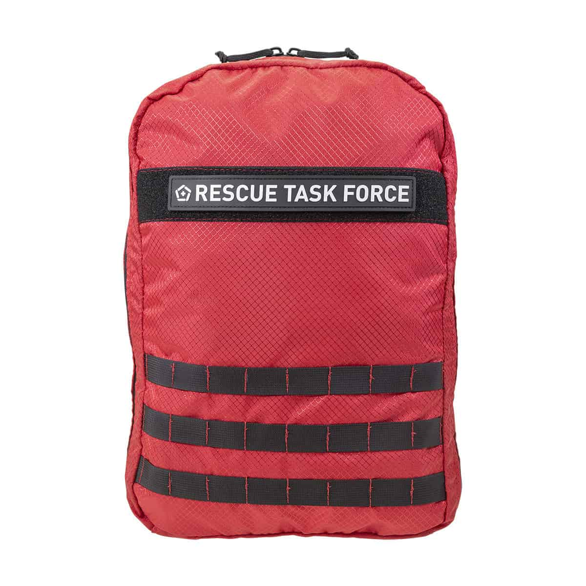mojo responder pack with patch closed front red