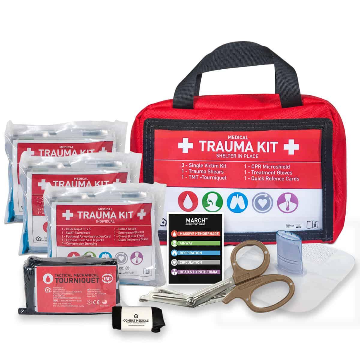 mojo shelter in place medical kit