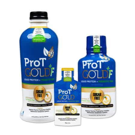 prot gold fiber liquid protein group