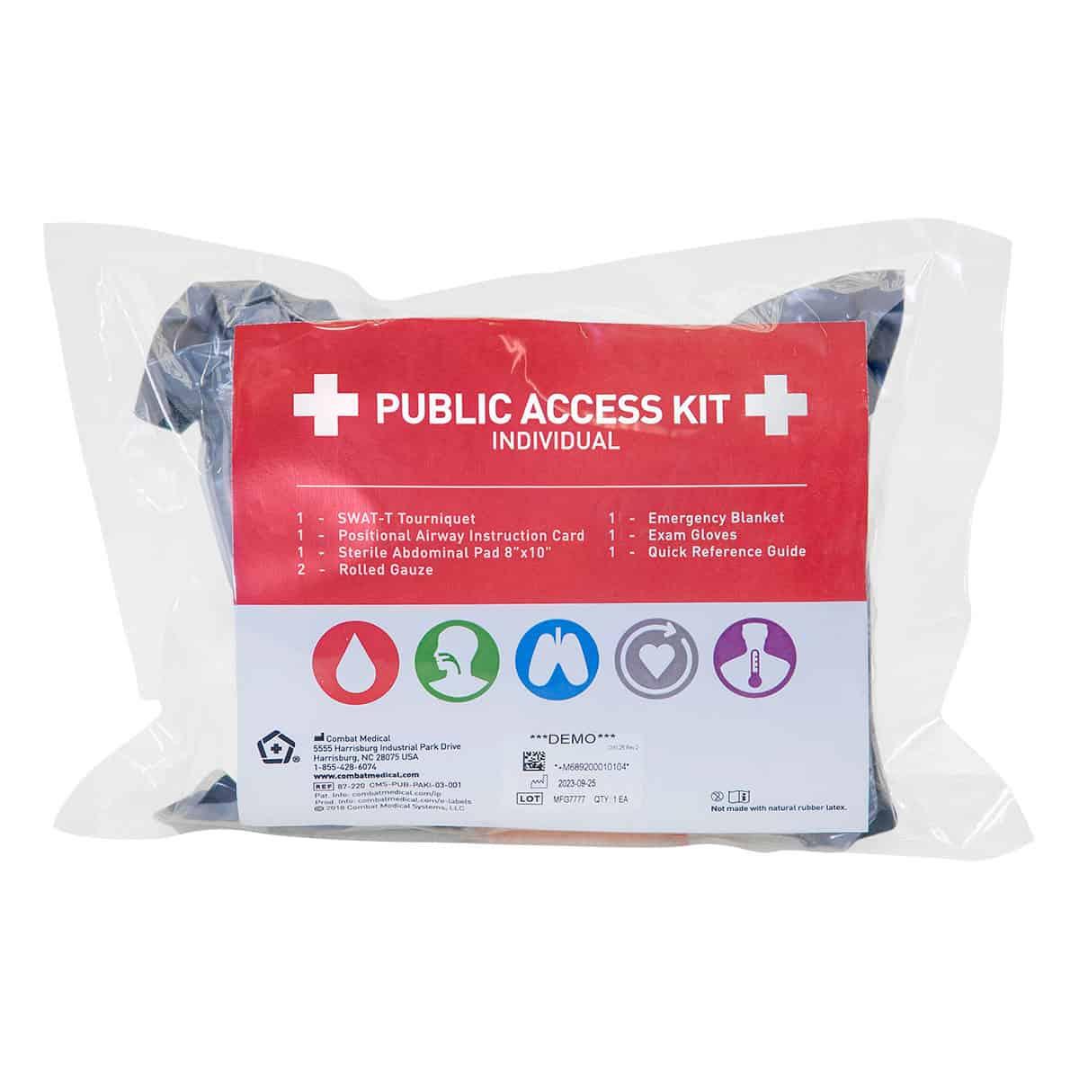 public access kit individual