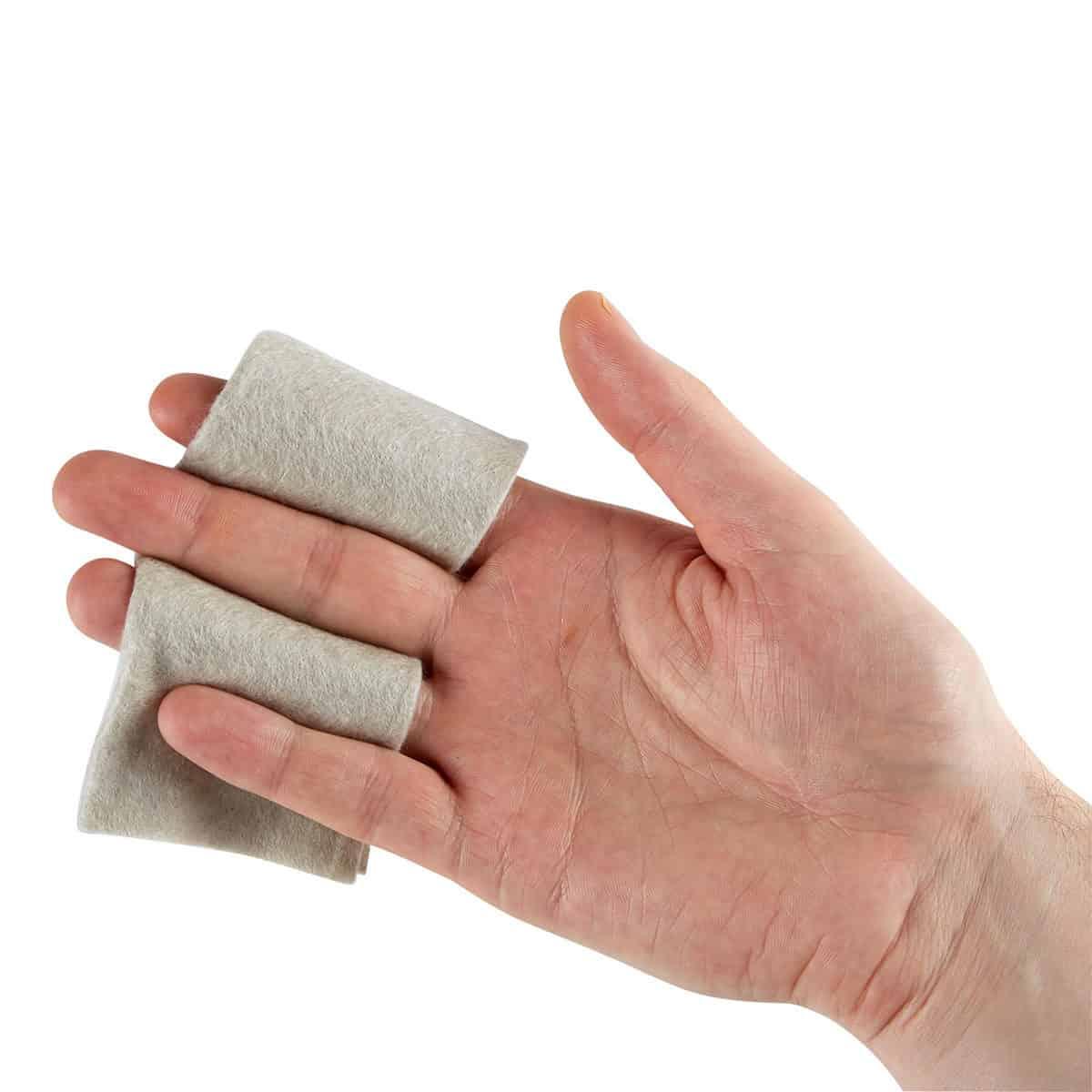 silva pro dressing fingers