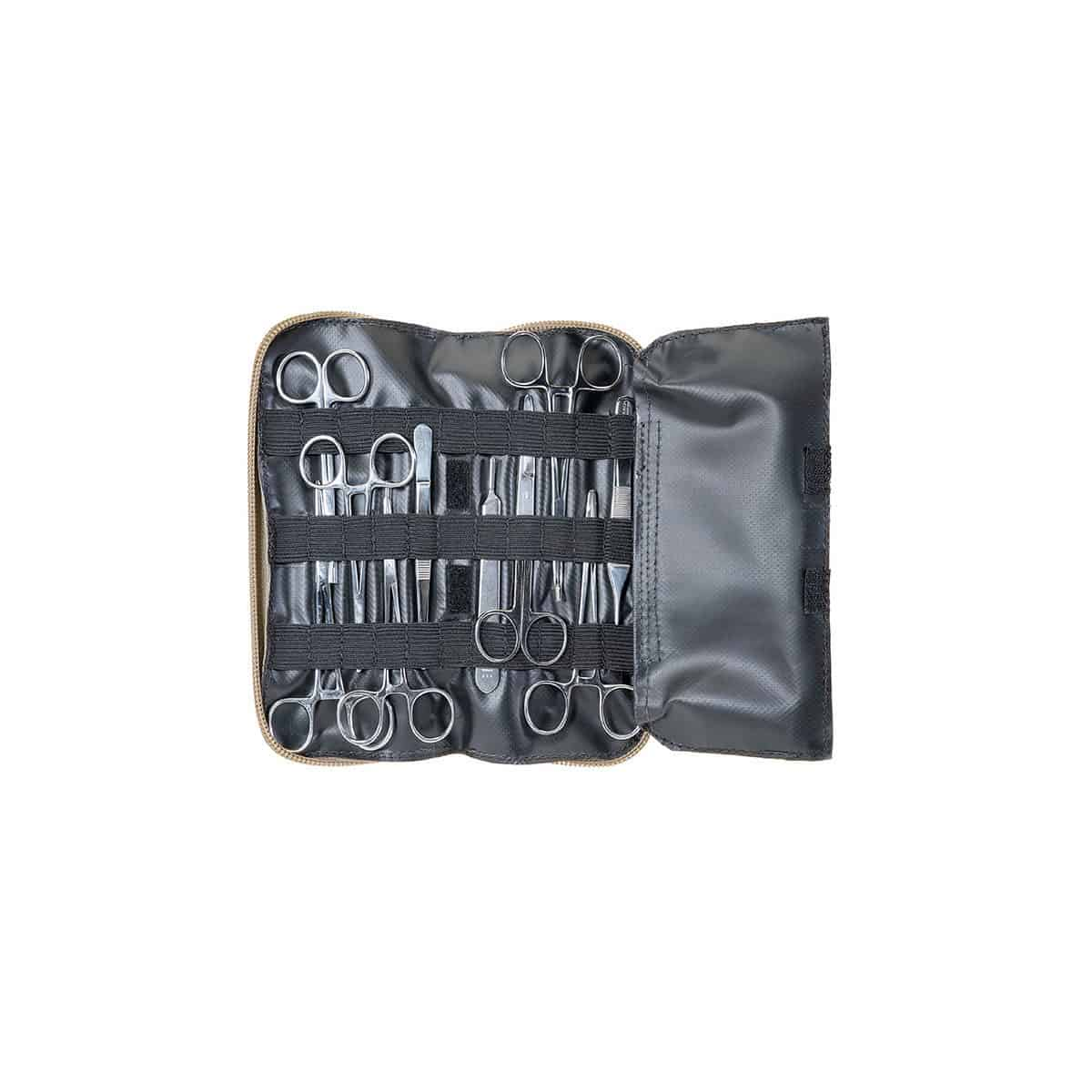 mojo minor surgery set open pouch