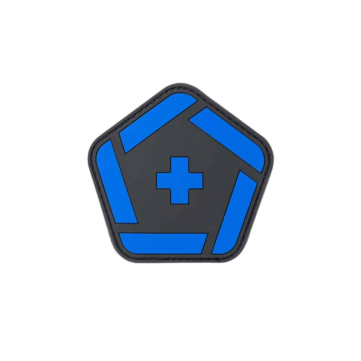 combat medical patch blue