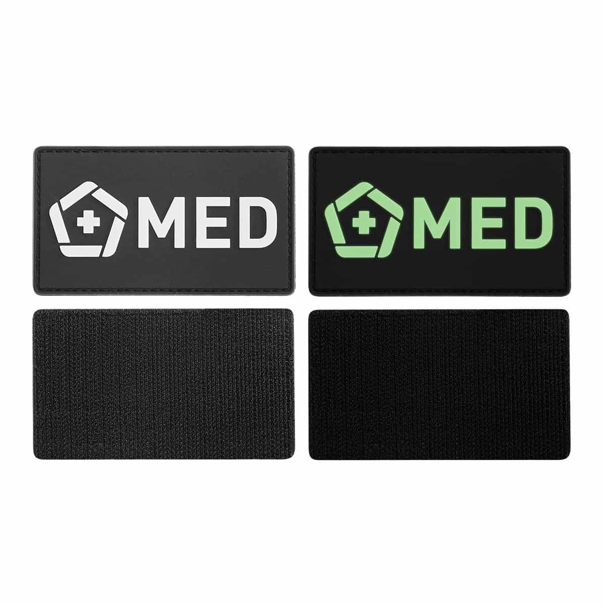 combat medical patch med glow in the dark