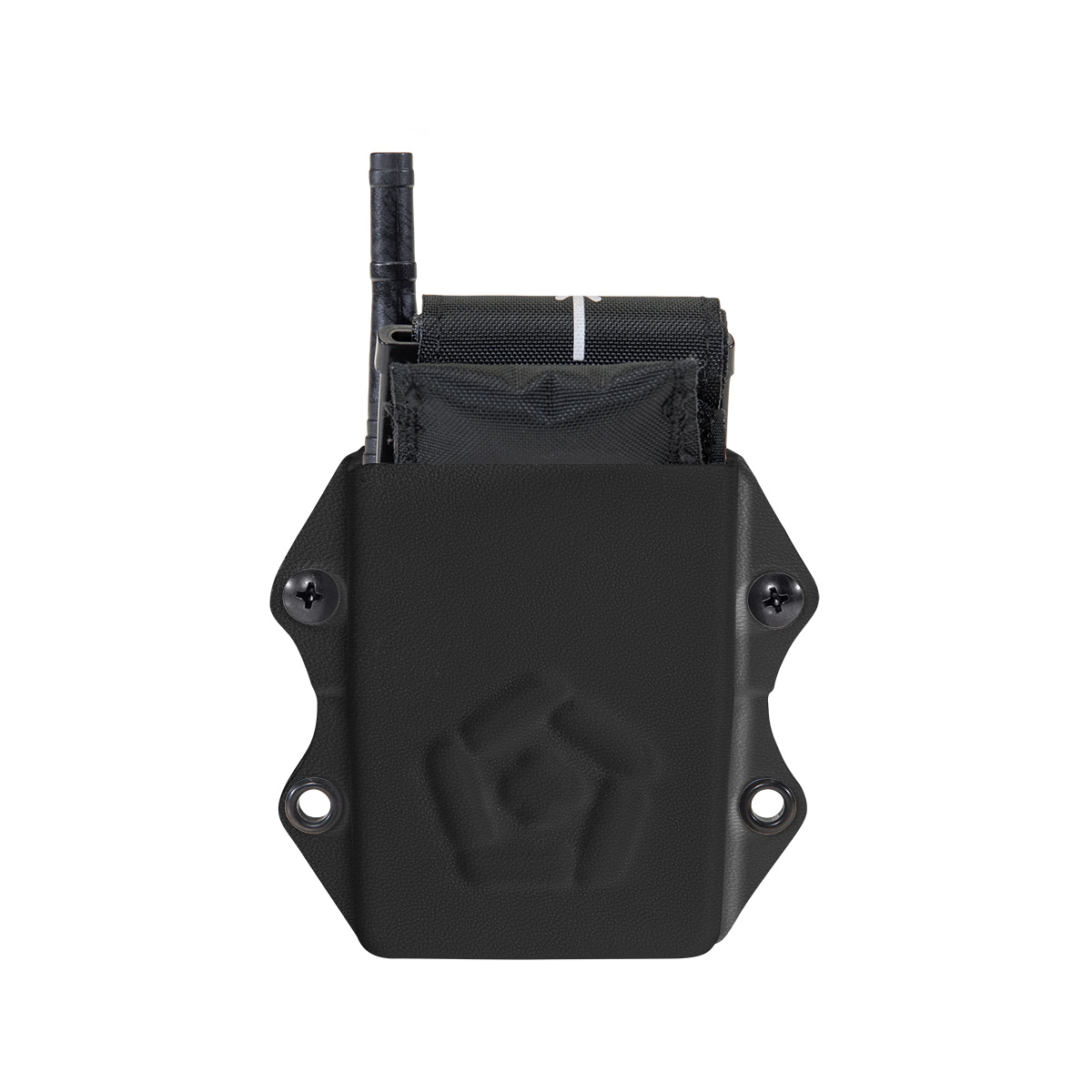 tmt rigid holster black front