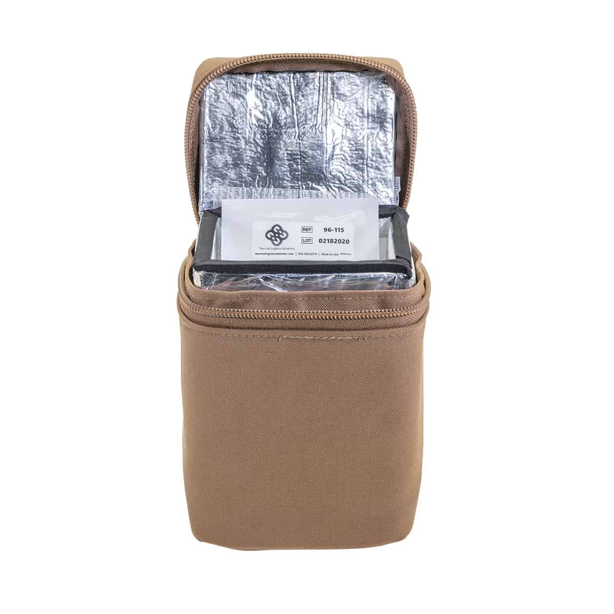 bloodboxx tactical front open lid